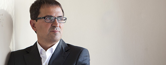 Xavier Aldabó - CEO de la gestora immobiliària Casaatico Barcelona