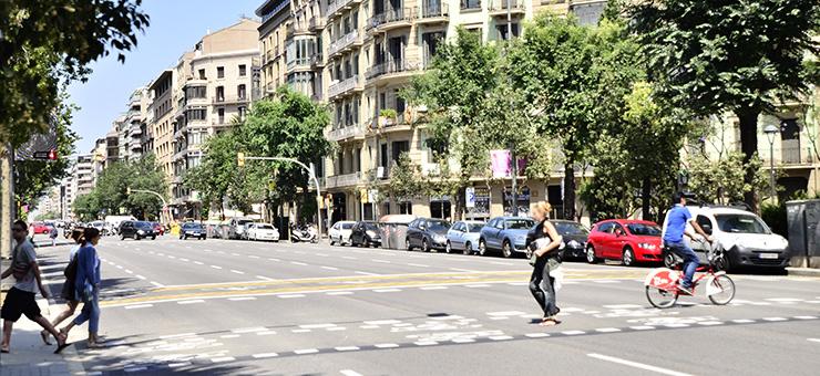 Promoción Plaça Letamendi 29 - Carrer Aragó - CASAATICO
