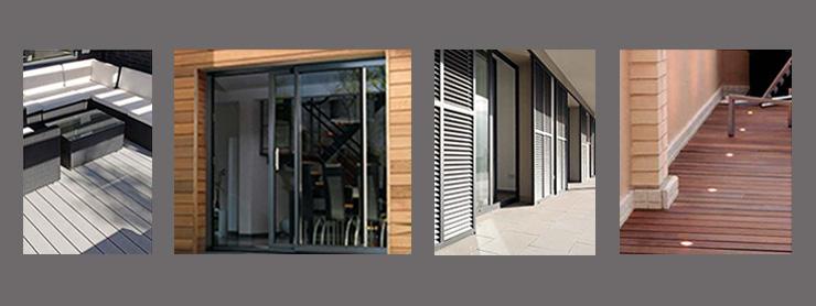 Exteriores de los pisos obra nueva Eixample Barcelona