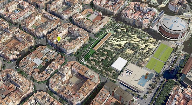 Aragó 12 CasaÁtico
