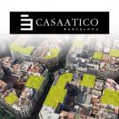 Áticos obra nueva en el Eixample de Barcelona. Tu propio espacio verde - CASAÁTICO Barcelona