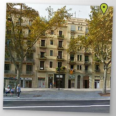Promoción Pg. Sant Joan 59 - CASAÁTICO Barcelona