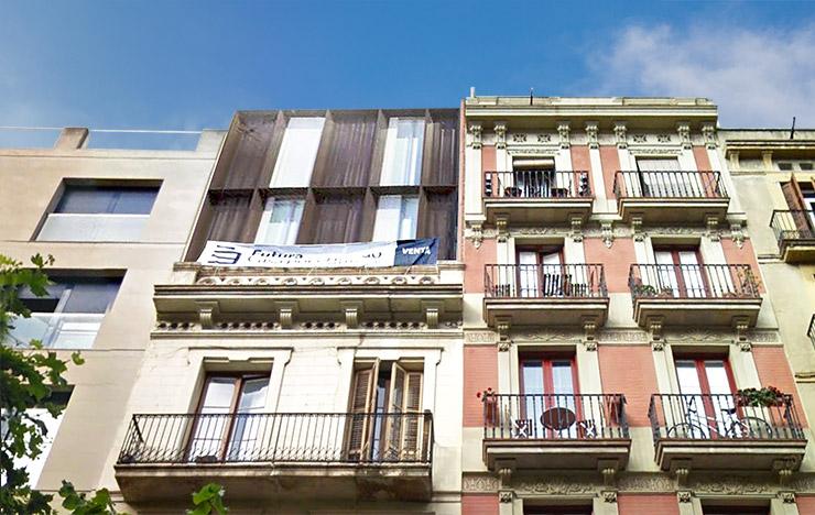 Piso en venta de obra nueva barcelona eixample esquerra en for Pisos obra nueva barcelona
