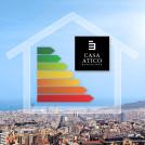 La sostenibilidad en los áticos de obra nueva en el Eixample de Barcelona Casaático