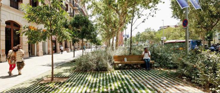 Áticos de obra nueva en Barcelona Eixample dreta en alquiler - Pg. Sant Joan 59 - CASAÁTICO