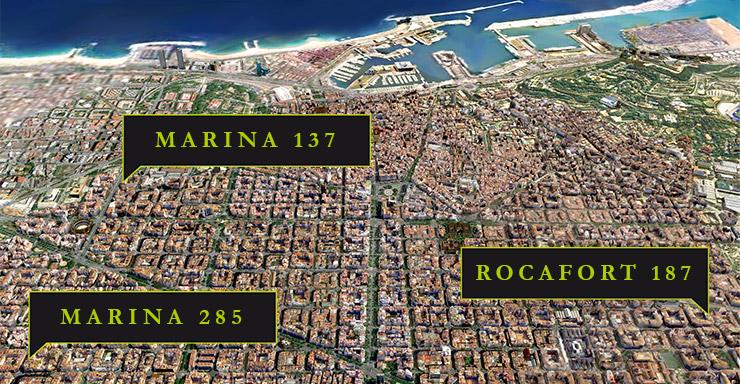 Áticos y pisos de obra nueva en el Eixample de Barcelona. Direcciones nuevas promociones - CASAÁTICO