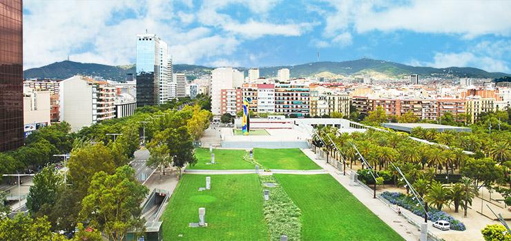 Áticos y pisos de obra nueva en el Eixample de Barcelona. Nuevas promociones: Rocafort 187 - CASAÁTICO