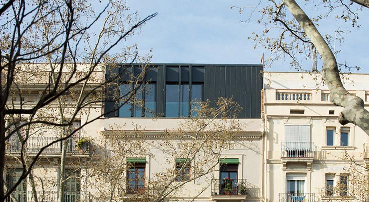 Ticos y pisos de obra nueva en venta eixample de - La casa por el tejado ...