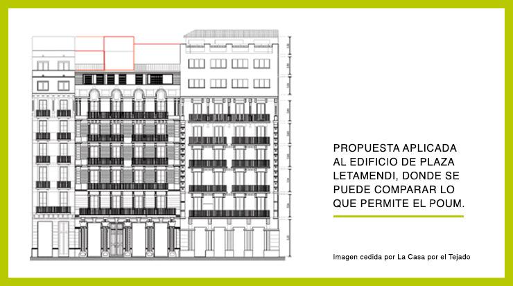 El Eixample crece en altura - Comparativa POUM - CASAÁTICO Barcelona