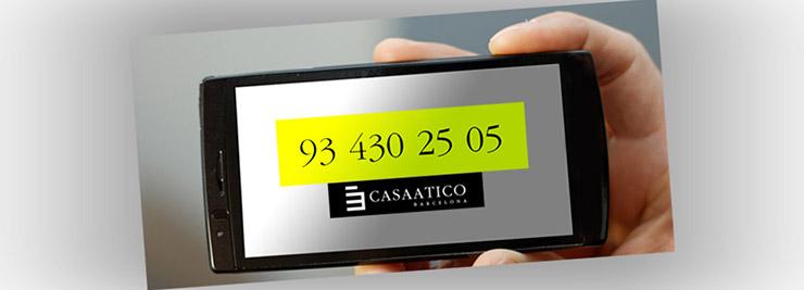 El Eixample crece en altura - Teléfono de contacto - CASAÁTICO Barcelona