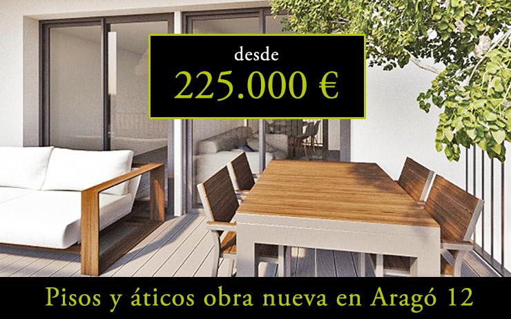 Vivir en Barcelona - Aragó 12 - CASAÁTICO Barcelona