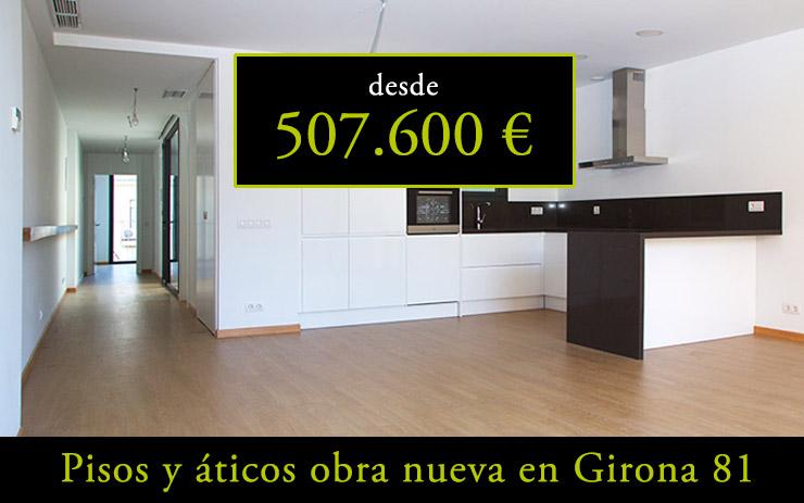 Vivir en Barcelona - Girona 81 - CASAÁTICO Barcelona