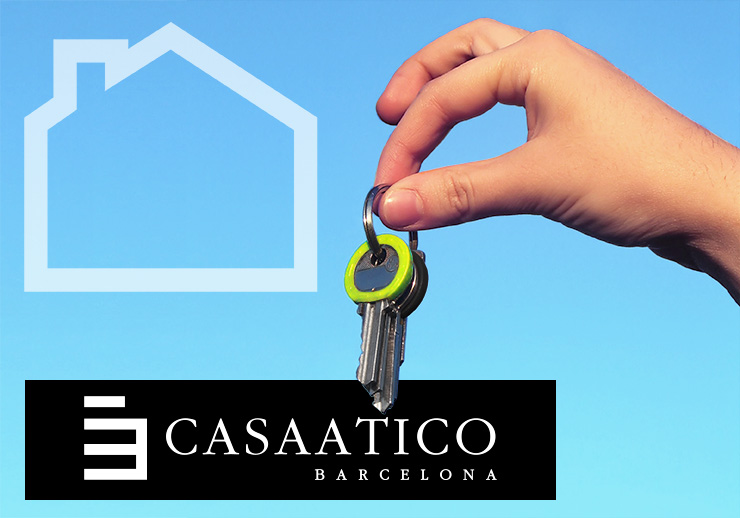 Áticos y pisos en venta obra nueva en Barcelona - Entrega viviendas Aragó 359 - CASAÁTICO