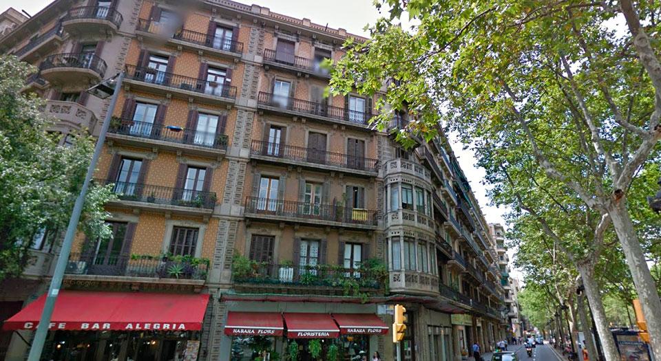 Gran Via de les Corts Catalanes 504 - Façana - CASAÁTICO